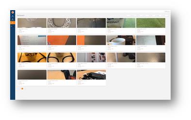 Nytt dashboard for analyser av bilder som er tatt i Campfire